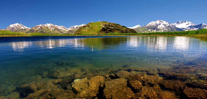 Lake in St. Anton, Austria.jpg